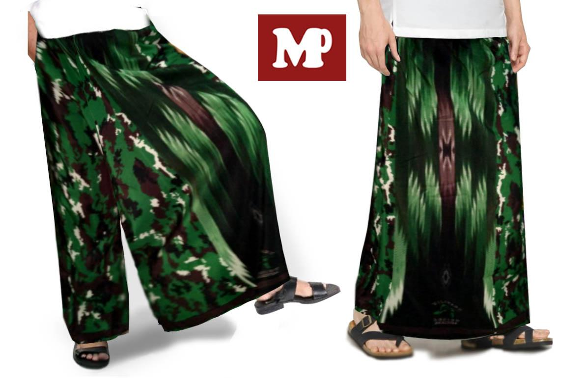 Promo Celana Sarung Dewasa Bandung Army Loreng