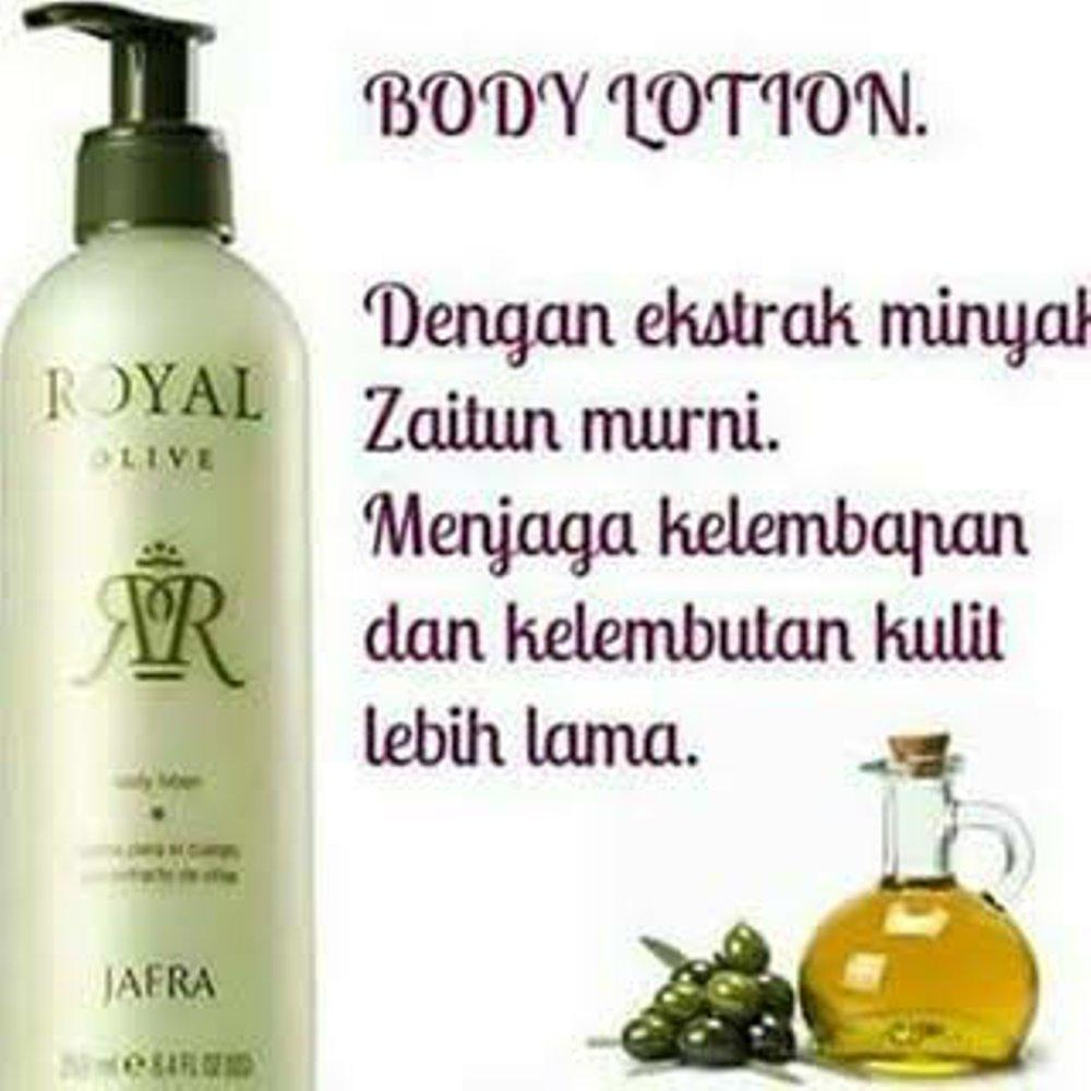 Fitur Jafra Royal Olive Body Lotion 250 Ml Dan Harga Terbaru Herborist Sampo Zaitun Original Detail Gambar
