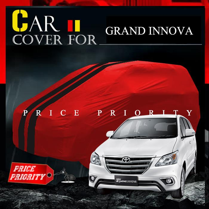 Body Cover / Sarung Mobil Warna Premium Grand Innova / Inova Waterproo - bZNjwF