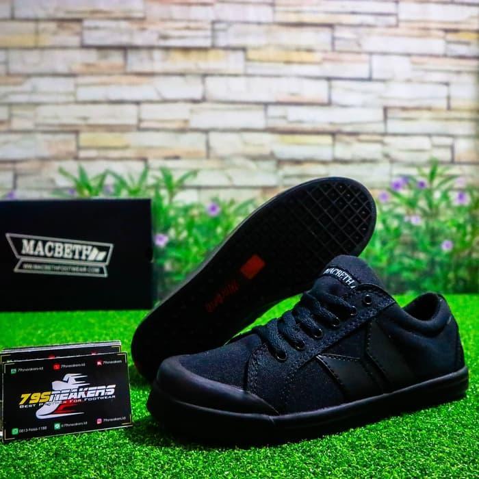 Sepatu Macbeth Vegan Man Premium Original - UDH3 - 3