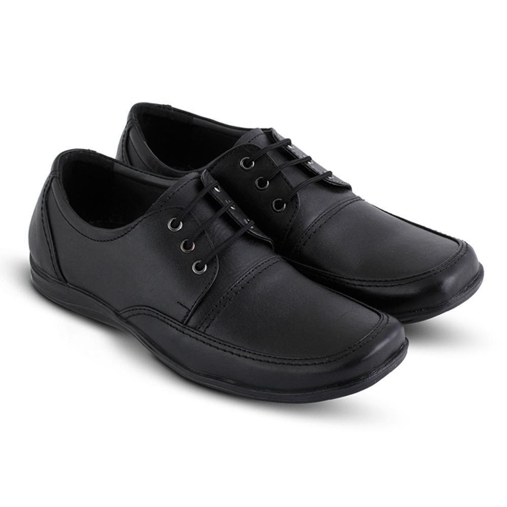 Promo sepatu kulit pria pansus pria pantofel kulit jk collection JRI 0803 Fashion