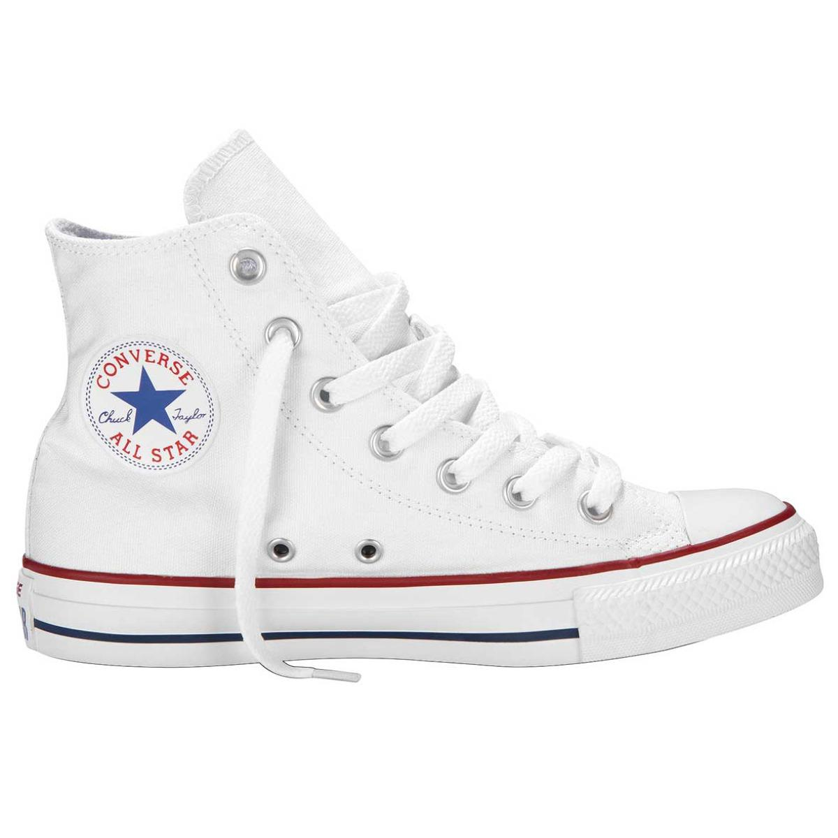 sepatu sneakers converse all star clasic HI unisex-putih