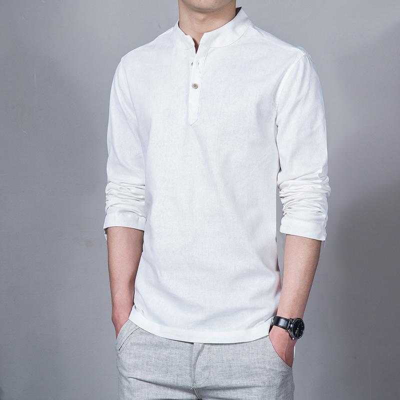 Baju Koko Muslim Putih  Polos Pria Terbaru Quality Bagus Bandung Original