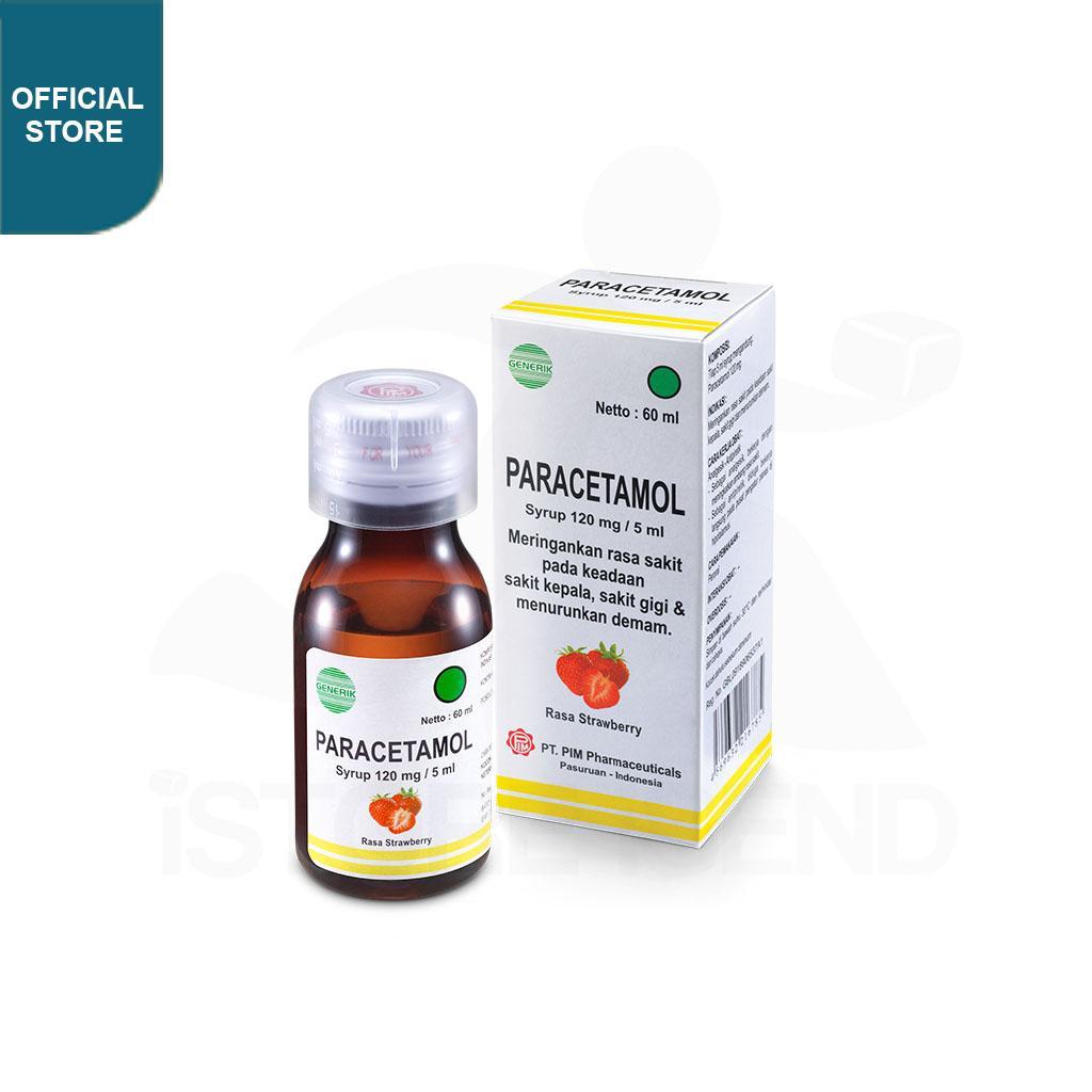 Jual Tempra Syrup Paracetamol Murah Garansi Dan Berkualitas Id Store 60ml Rp 5500