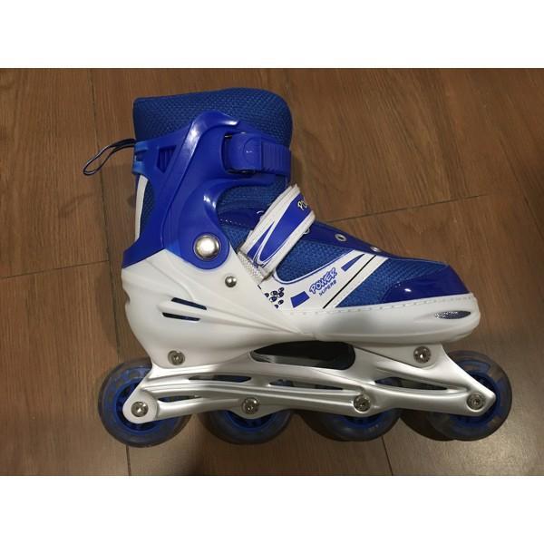 Sepatu Roda Power/ Inline Skate/ In Line Skate - Qjh3br