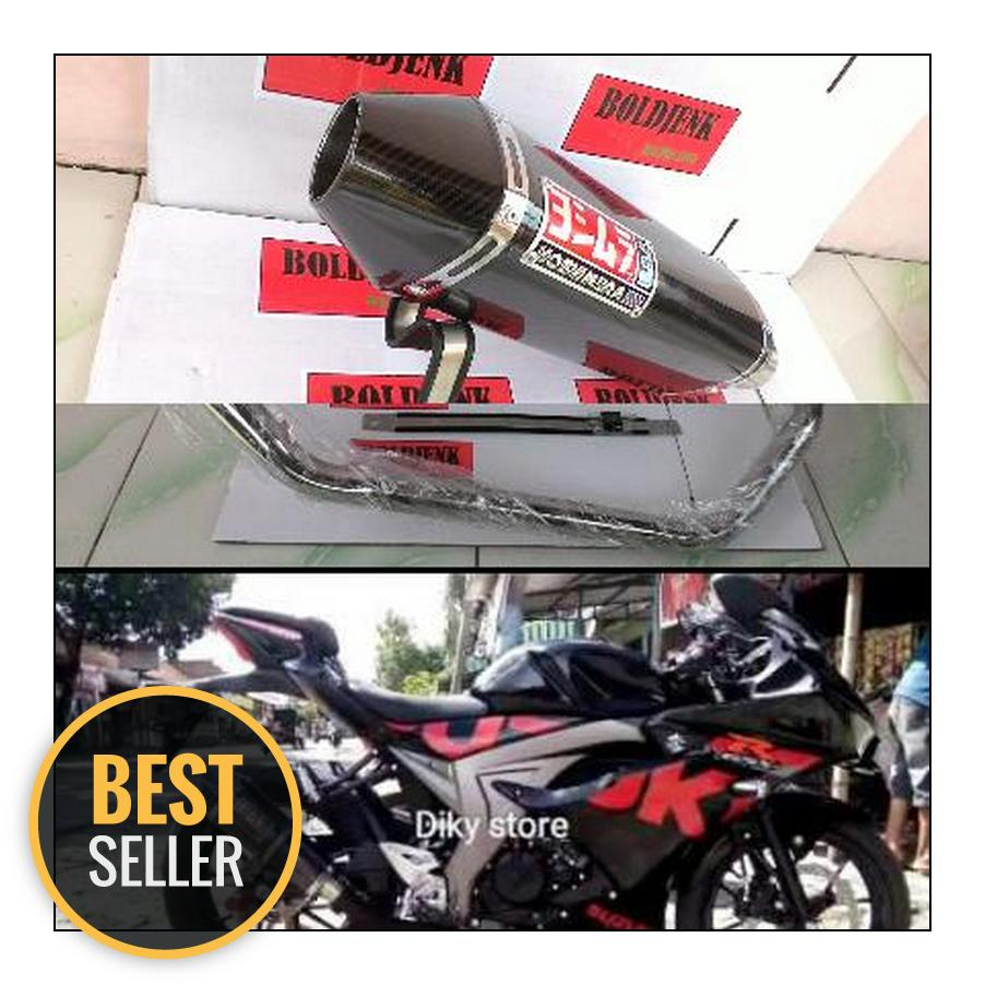 Knalpot racing YOSHIMURA usa for GSX150cc