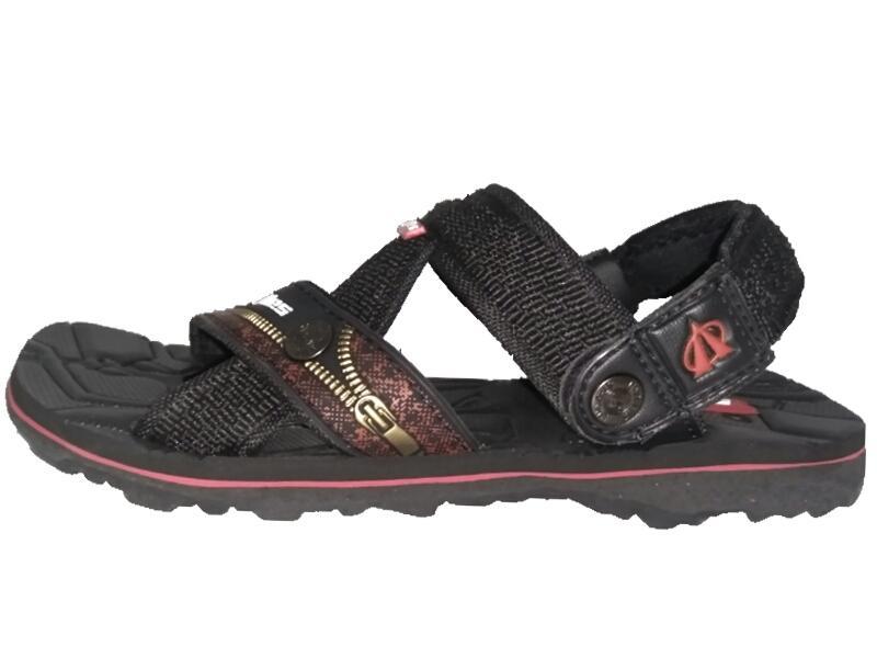 Ardiles Cadmus 01 Black Red - Sandal Gunung Pria - Sendal Pria - Sandal Olahraga .