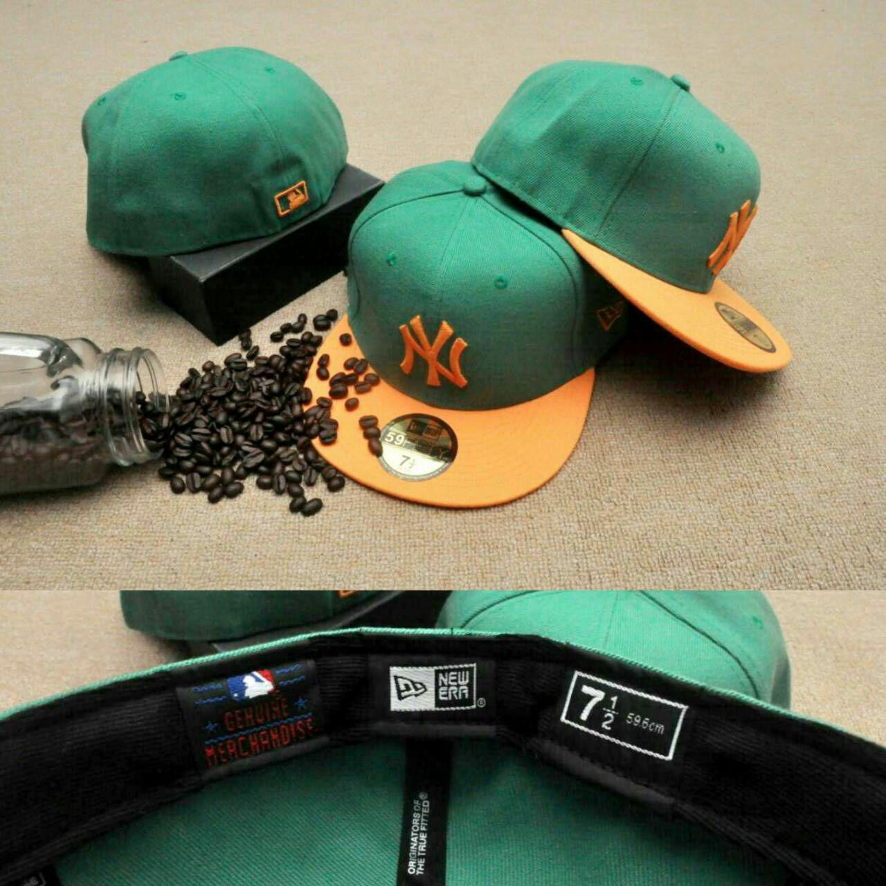 Fitur Model Logo Ny New York Amerika Snapback 9 Fifty Topi Baseball Source  · Unisex Men 7c9ea038e3