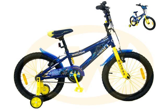 BEST SELLER!!! Sepeda BMX 18 Wimcycle Batman - ZjRjQ1