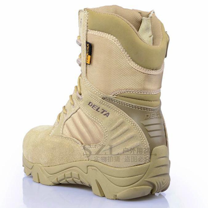 Beli sekarang Sepatu Delta Forces 8 Desert - Gjestjae terbaik murah - Hanya  Rp547.511 486b4d4461