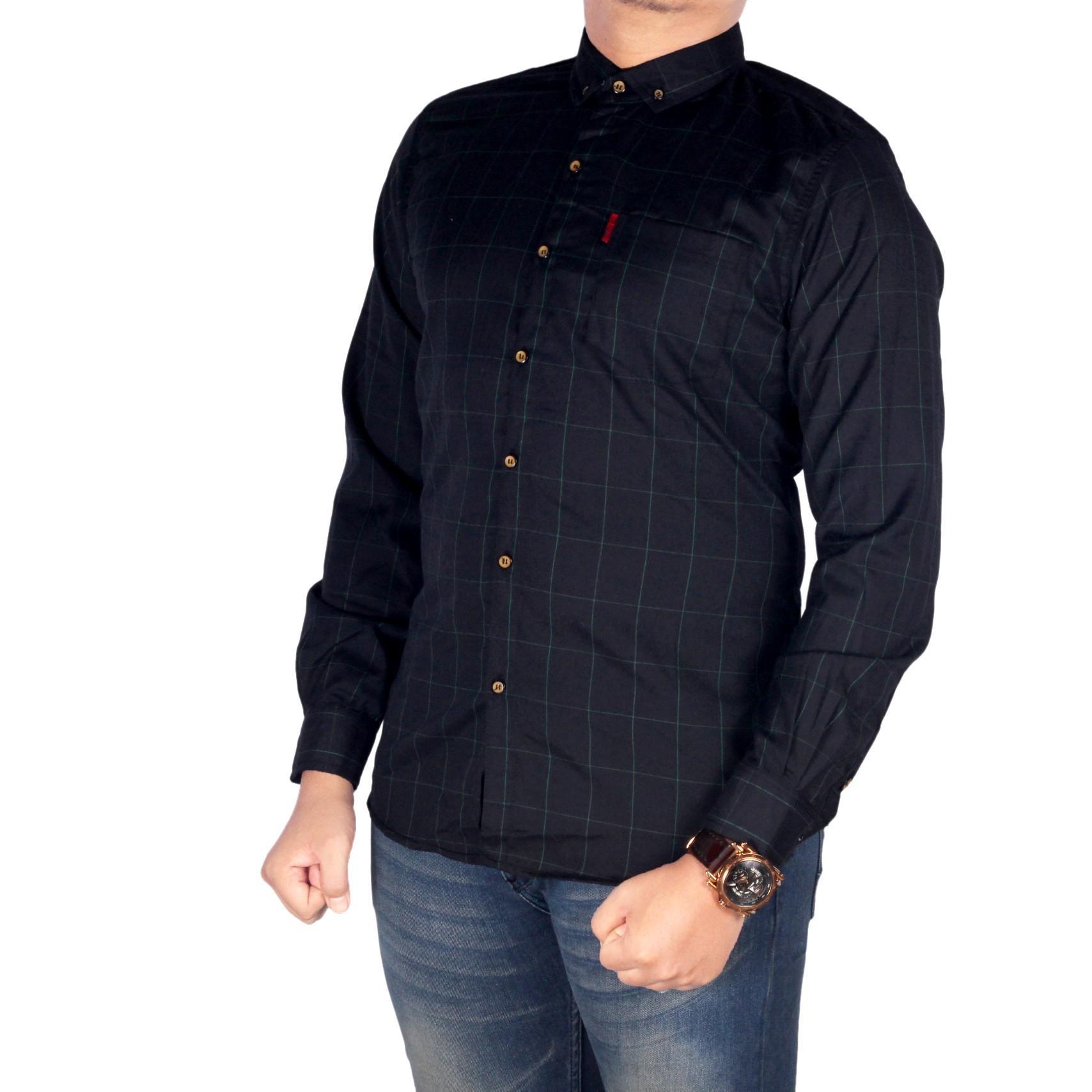 Info Harga Kemeja Pria Batik Kombinasi Terbaru Murah Bulan November Produk Ukm Bumn Parang Kembang Dgm Fashion1 Flanel Lengan Panjang Best Seller Tribal Casual