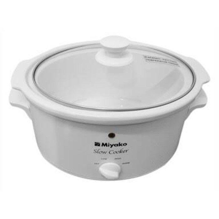 Miyako slow cooker - Rice cooker miyako slow best seller - Rice cooker miyako slow termurah - Rice cooker miyako slow terbaru
