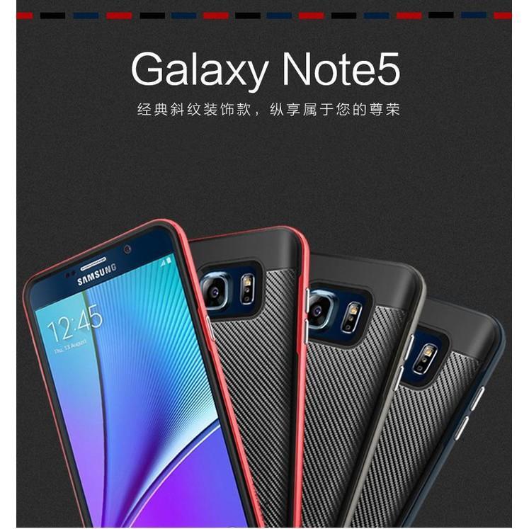 Casing Anti Shock Spigen SGP Neo Hybrid Samsung Note 5 Case Back Cove