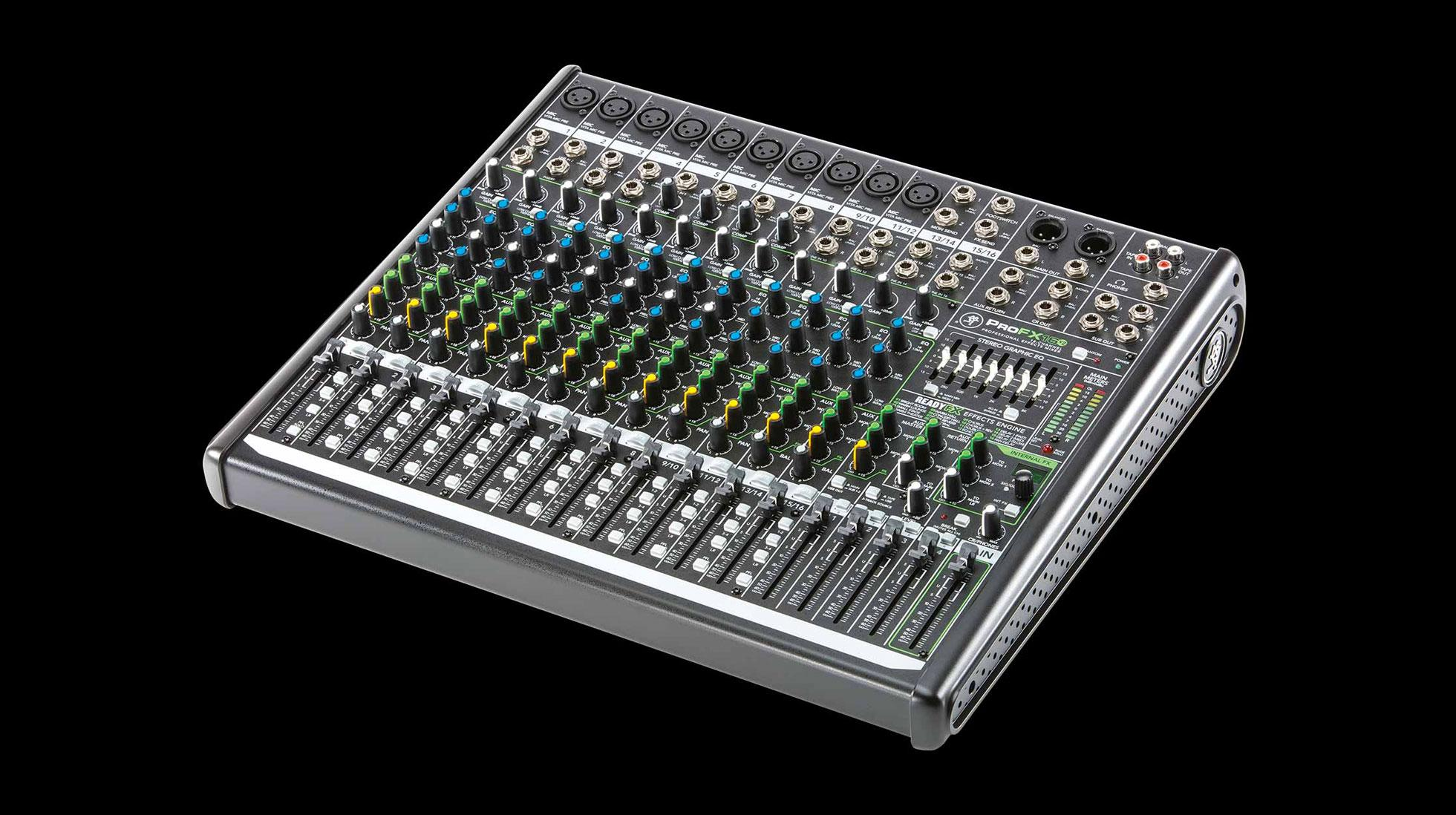 mixer mackie profx 16 V2 original
