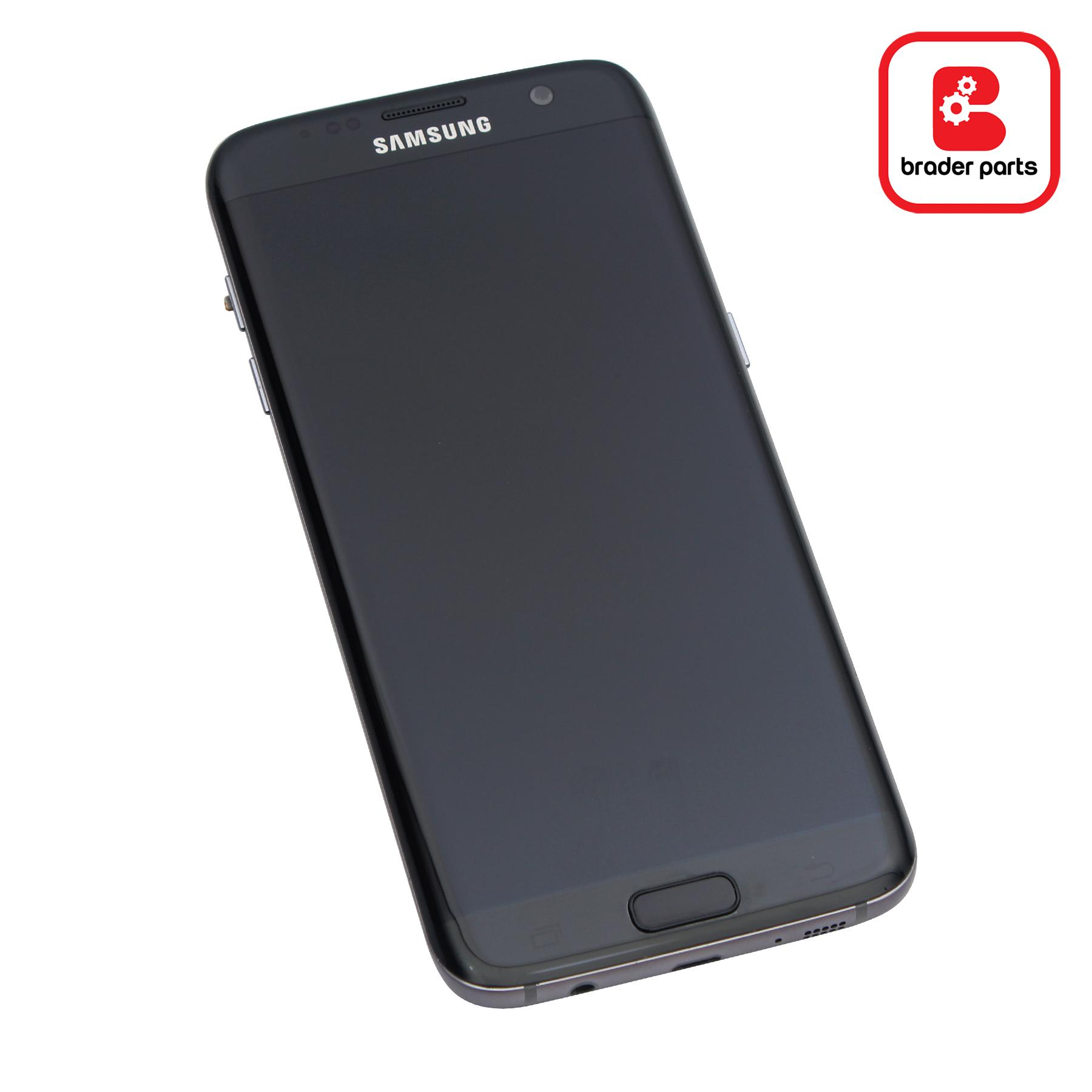 LCD TOUCHSCREEN SAMSUNG S7 EDGE BLACK