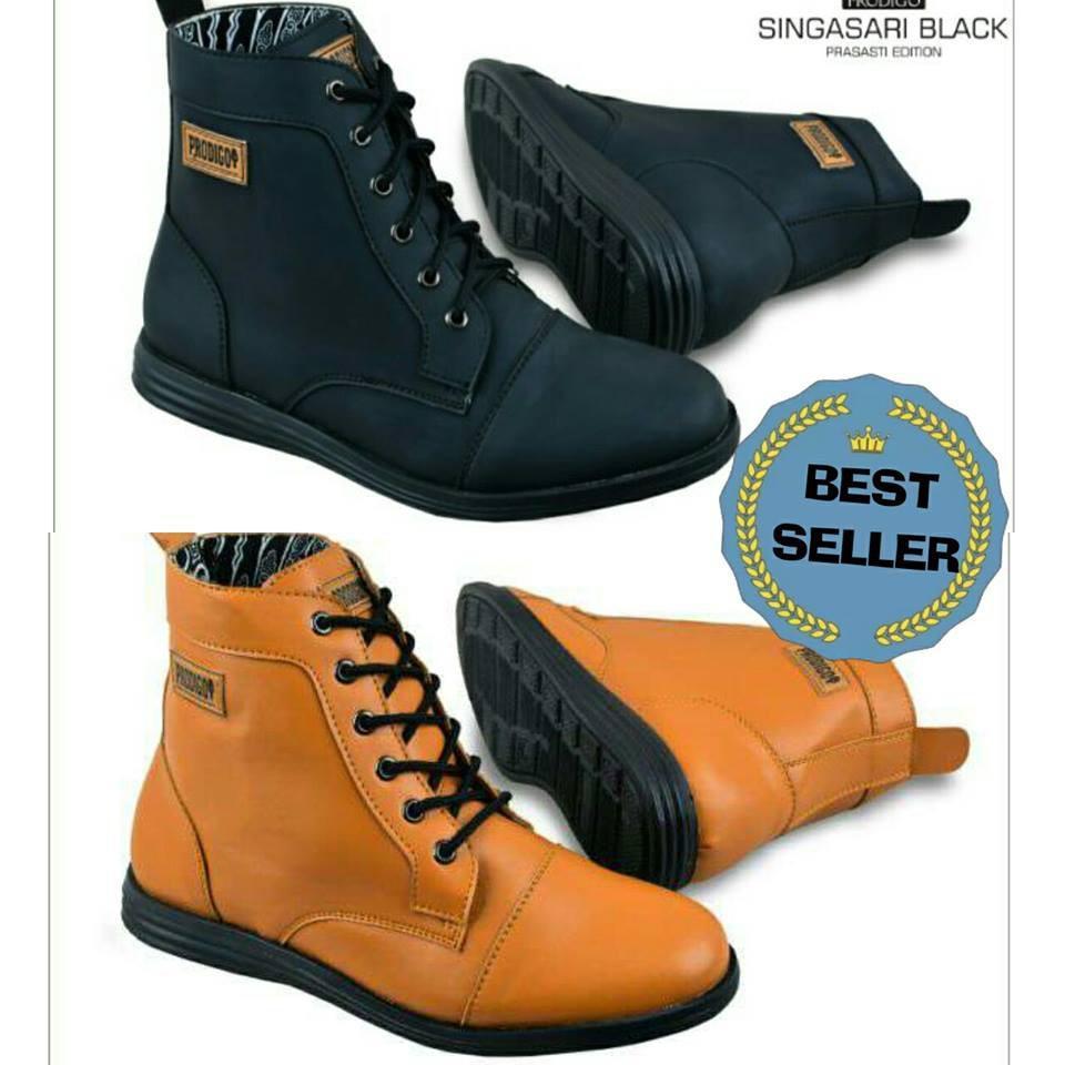 Buy Sell Cheapest Prodigo Footwear Original Best Quality Product Handmade Komodo Sepatu Boots Safety Pria Kerja Pdl 001