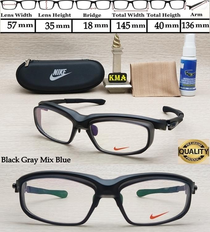 kacamata minus NIKE HYPERFORCE TWO frame kacamata sepeda sport minus