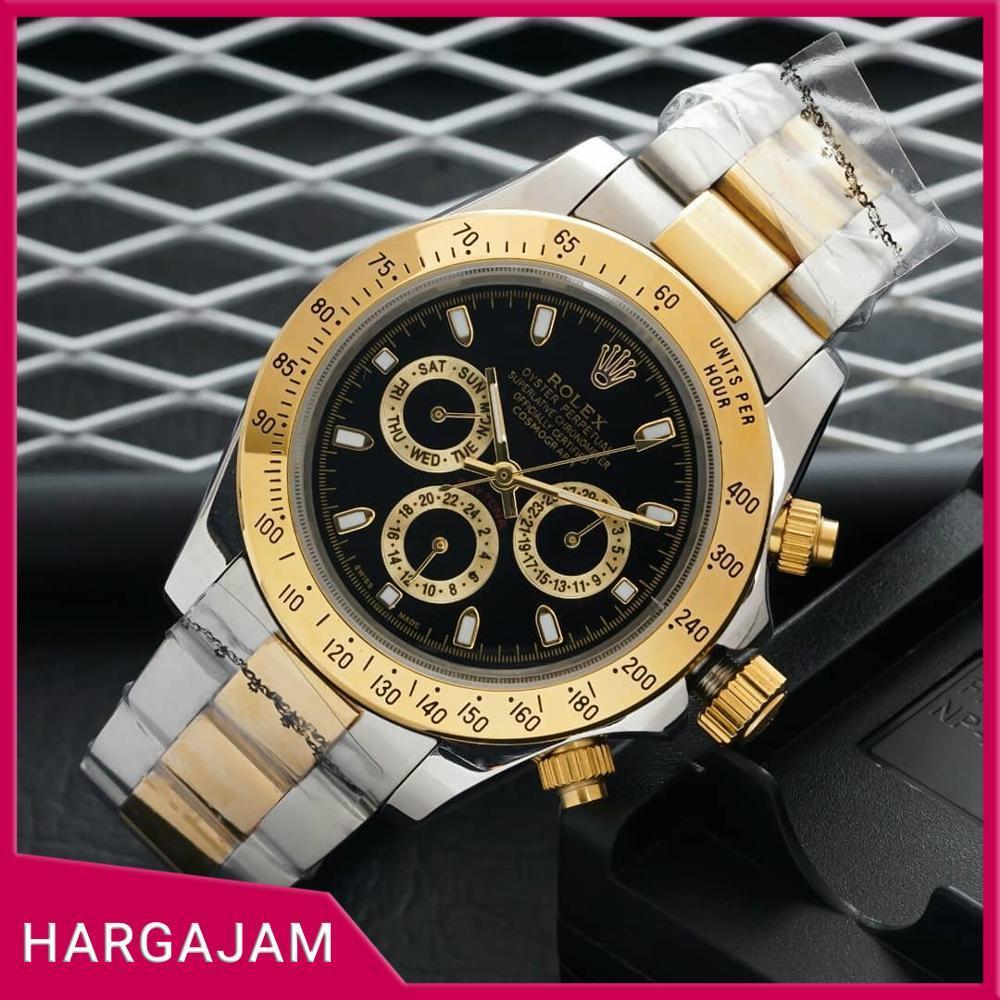 Jam Pria Automatic Rolex Oyster Perpetual Super Chrono by Hargajam Harga Jam Matic Otomatis