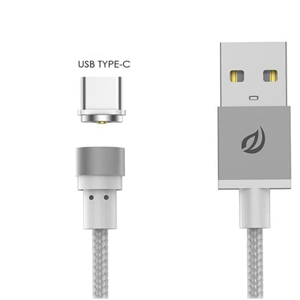 Fitur Delcell Braided Cable Zaxti Type C Plus Charger And Data 30cm Micro Usb Fast Charging 100cm Selalu Ada Kabel Magnet Magnetic