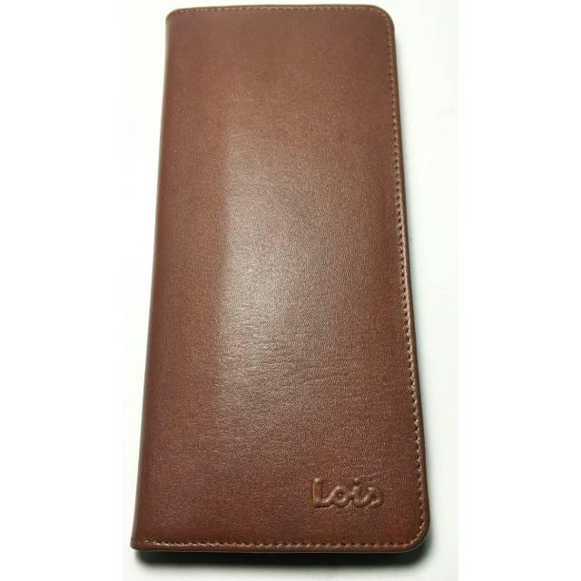 Dompet Kulit panjang pria wanita Lois original