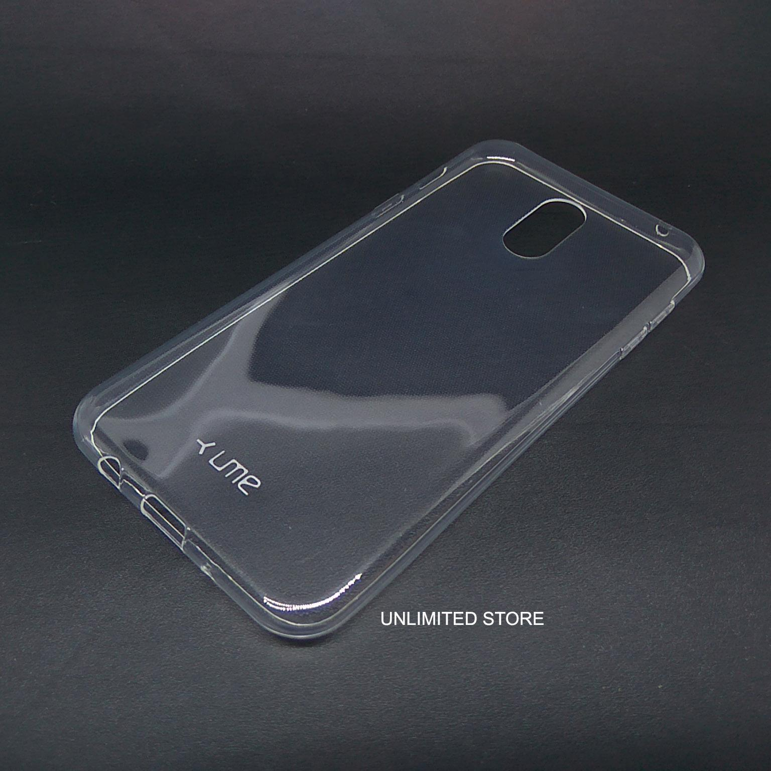 Gambar Produk Rinci Ultrathin Softcase UME TPU Samsung Galaxy J7 Plus Casing Ultra thin Soft case