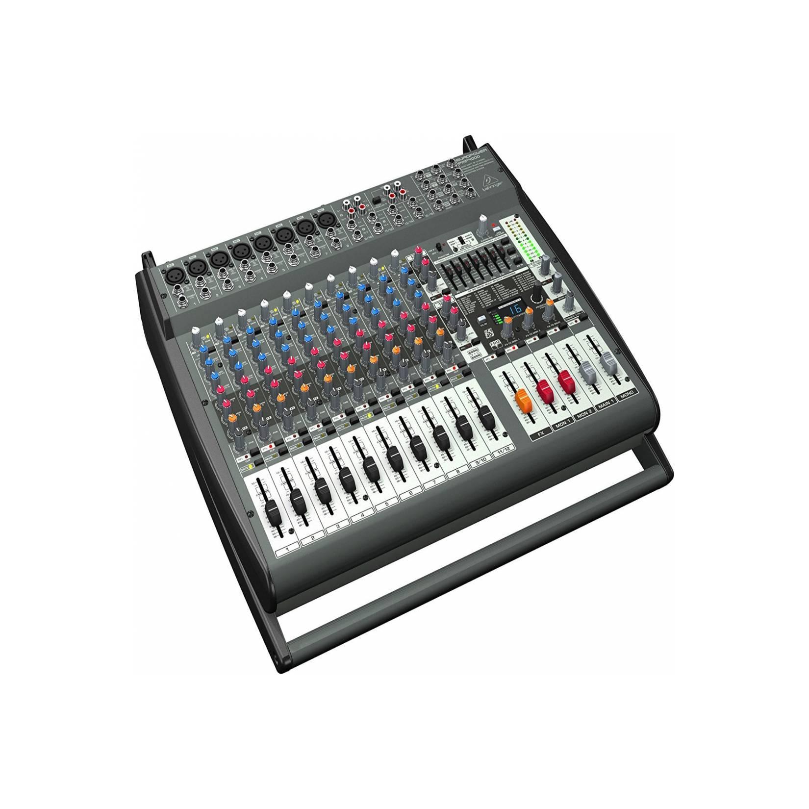 Behringer PMP4000 Power Mixer PMP 4000 promo murah original garansi