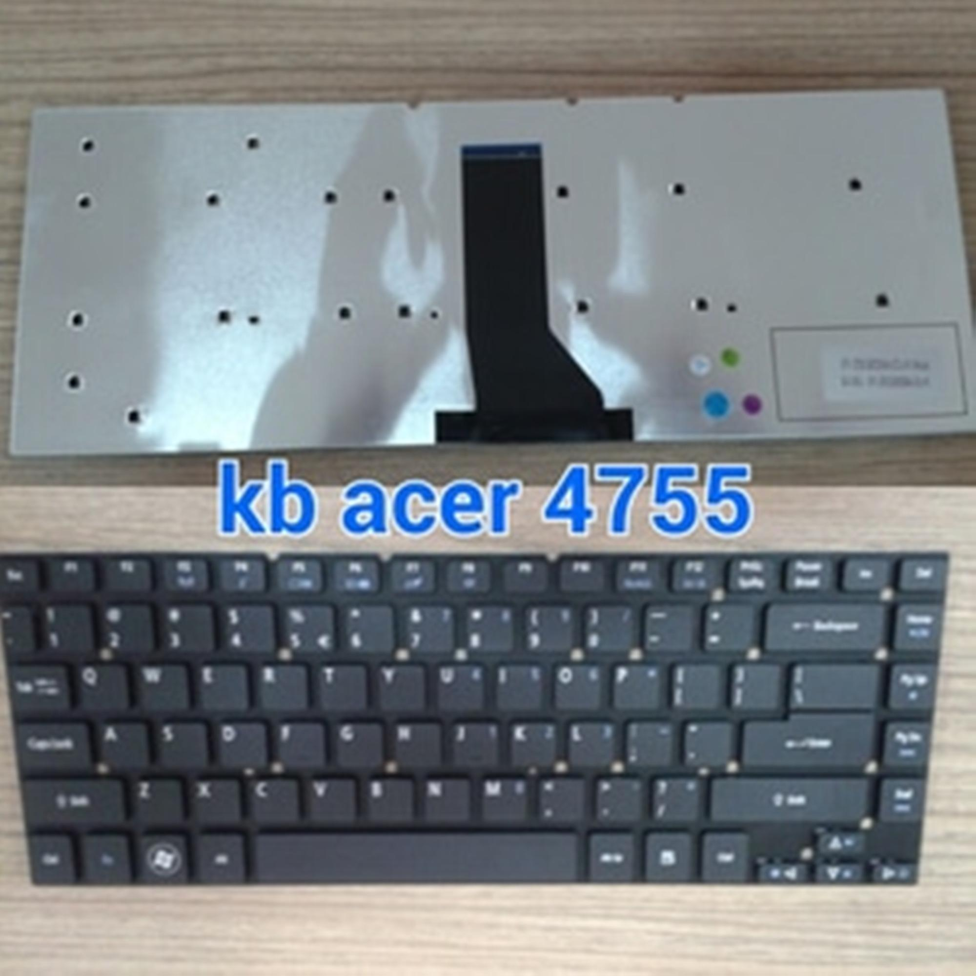 Acer Keyboard Laptop Aspire 4755 Series Hitam Daftar Update Harga E14 Es1 411 E1 410 410g 422 422g Source 4830 V3 471