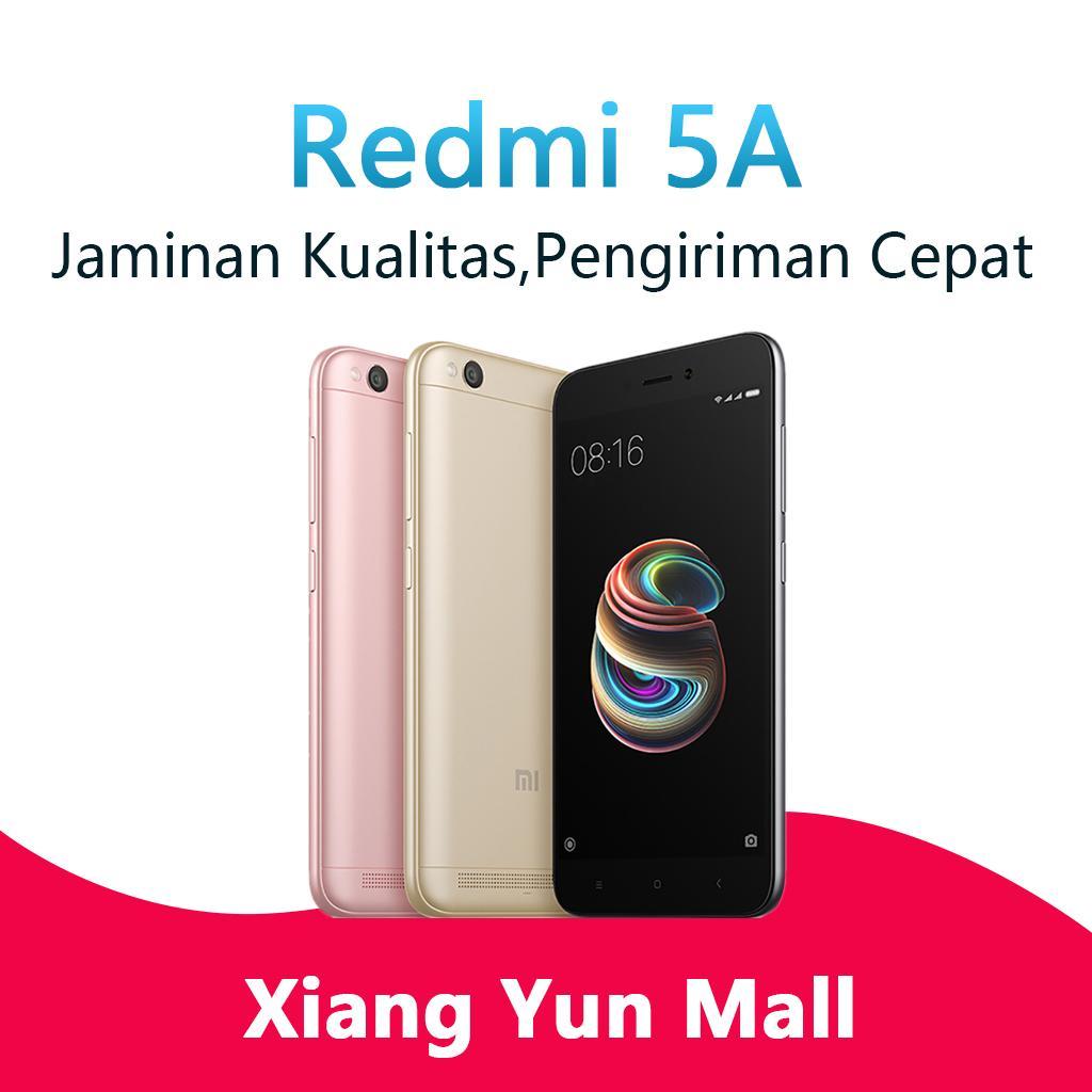 Xiaomi redmi 5A RAM2GB 16GB ROM quad-core 5-inch screen smart phone Garansi dealer selama 1 tahun Pengiriman segera