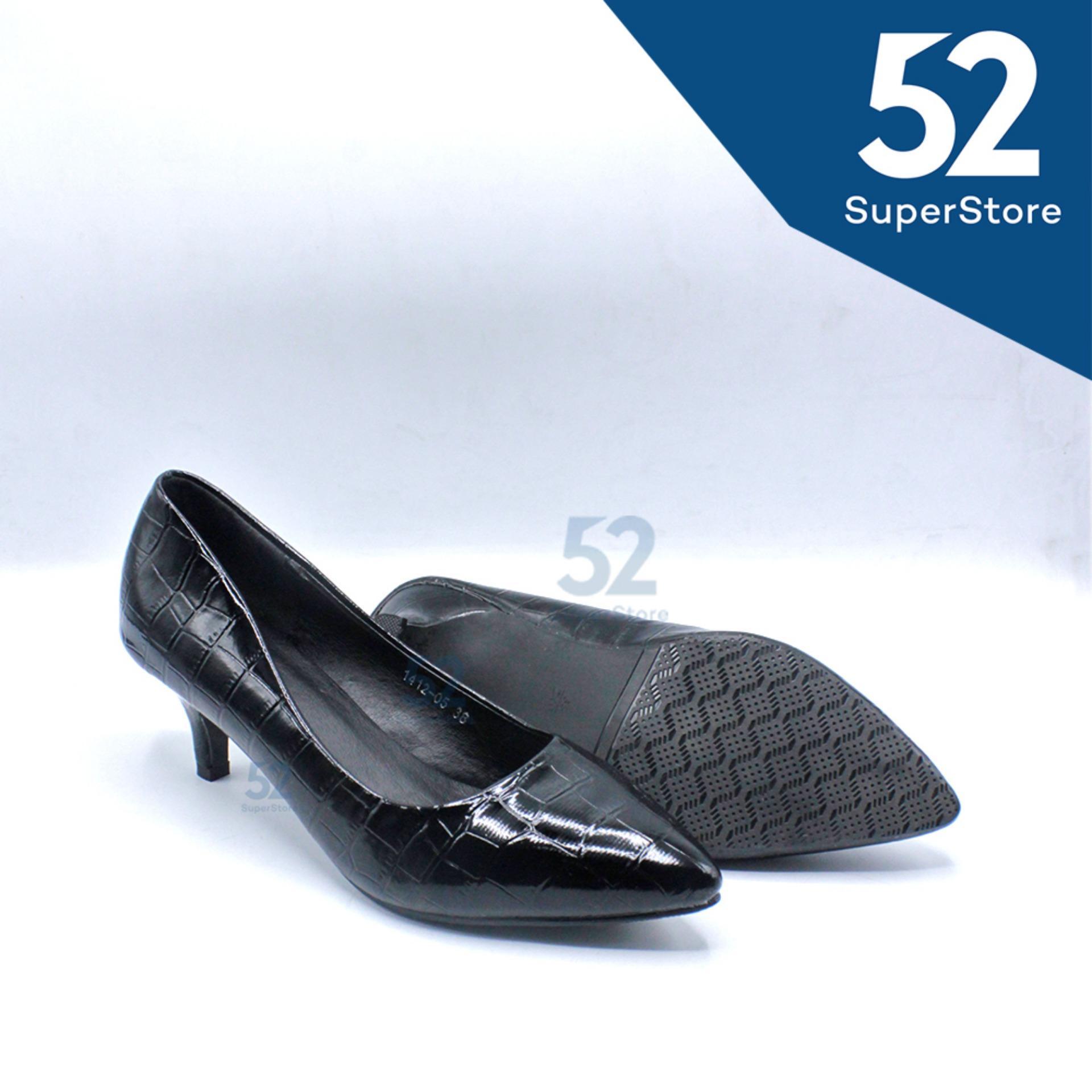 Dea Sepatu Fantofel Wanita 1503 03 Hitam Daftar Harga Terbaru Dan Regina High Heels Hak 5 Cm 1611 115 168 D Red 1412 05 Black Size 36 41 2