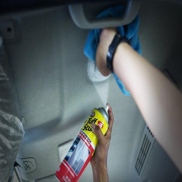 SPRAY Pembersih Plafon Mobil - Atap Dalam Mobil - STP TUFF STUFF MULTI PURPOSE CLEANER 623 Gram