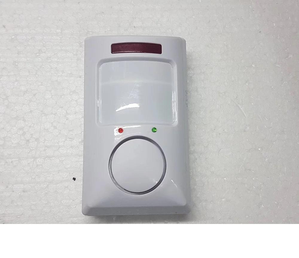 Alarm Model Baru Sensor Gerak 110 Db Dengan 2 Remote Control Cocok Untuk Rumah Pintu Toko Gudang Garasi Carport Lorong Dll Pemasangan Simple Mudah