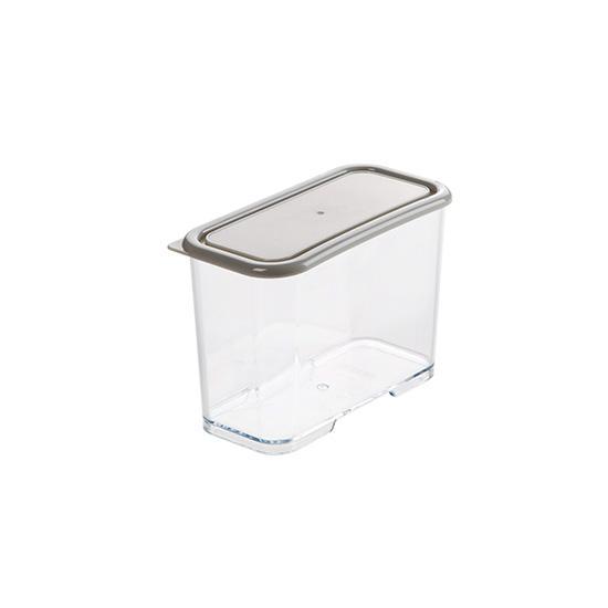 Kotak Penyimpanan Plastik Transparan Kotak Mempertahankan Kesegaran Makanan (Kotak Crisper) Lemari Es Buah