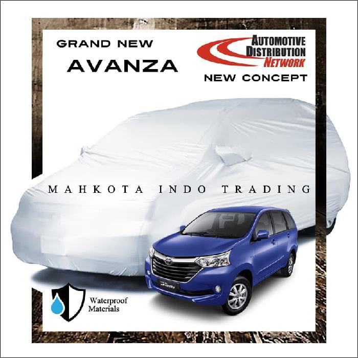Custom Double Layer Body Cover / Sarung Mobil Grand New Avanza 2016 - YLjW2e