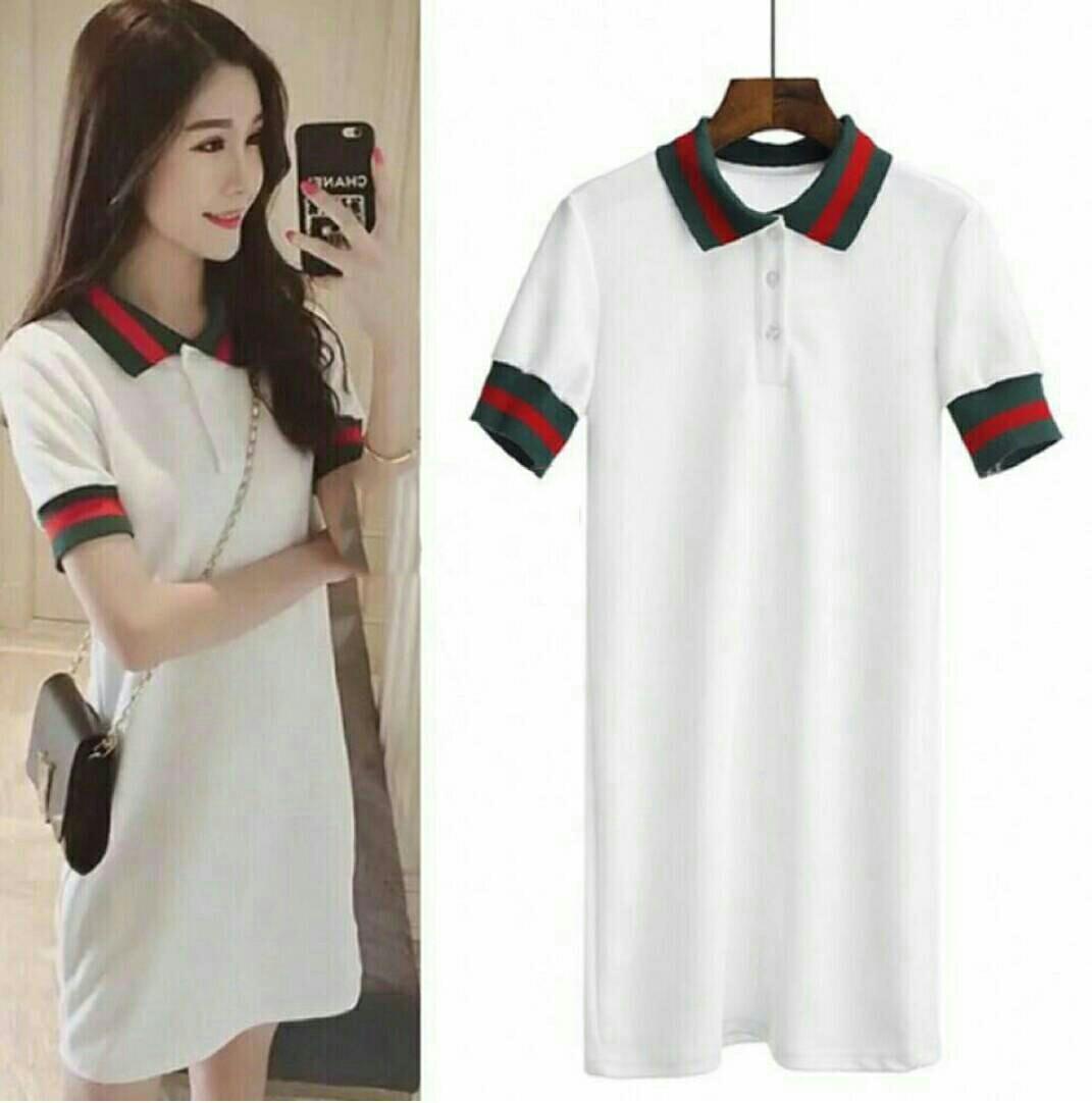 Daily Wear Dress Wanita Lucci WK / Dress Kaos Wanita / Dress T-shirt Wanita