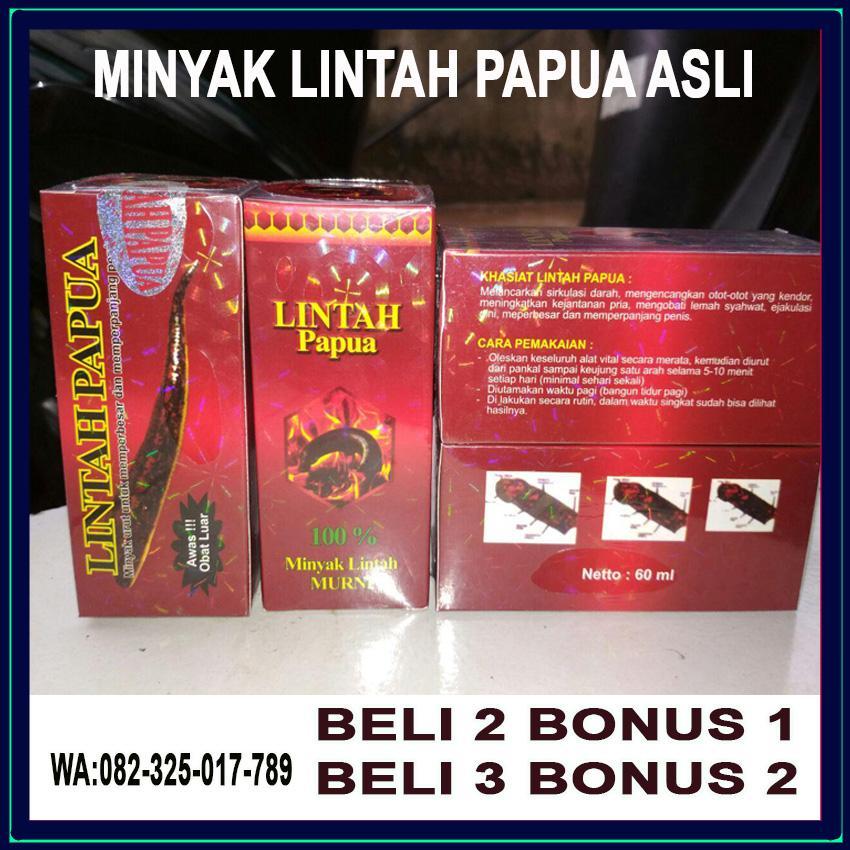 [TERBUKTI] Obat Herbal Kuat-Pembesar Pemanjang --- Penis--..Permanen Asli Minyak--Papua--Lintah--Merah 60ml Original