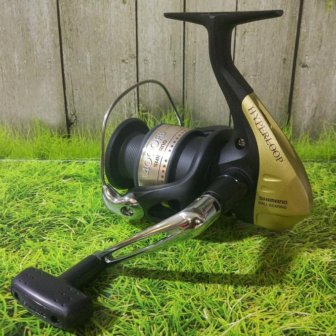 Reel Shimano Hyperloop 4000 Fbp - Kjsfhia