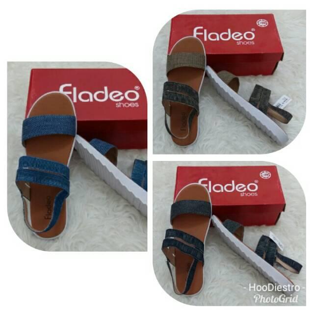 Fladeo - Sandal Branded Murah