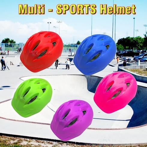 Spesifikasi dari Kokasport Helm Sepatu Roda Anak   Helm Sepeda Anak 7e7345c712