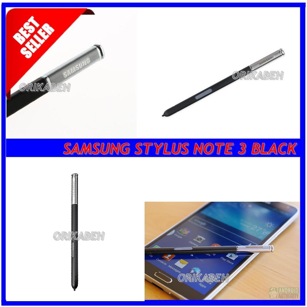 Samsung Galaxy Note 3 / N9000 Stylus S PEN Original 100% - Black ( orikabeh )