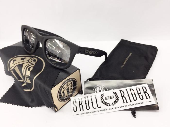 Kacamata Skull Rider 99 Jorge Lorenzo Polarized Pria Sunglass