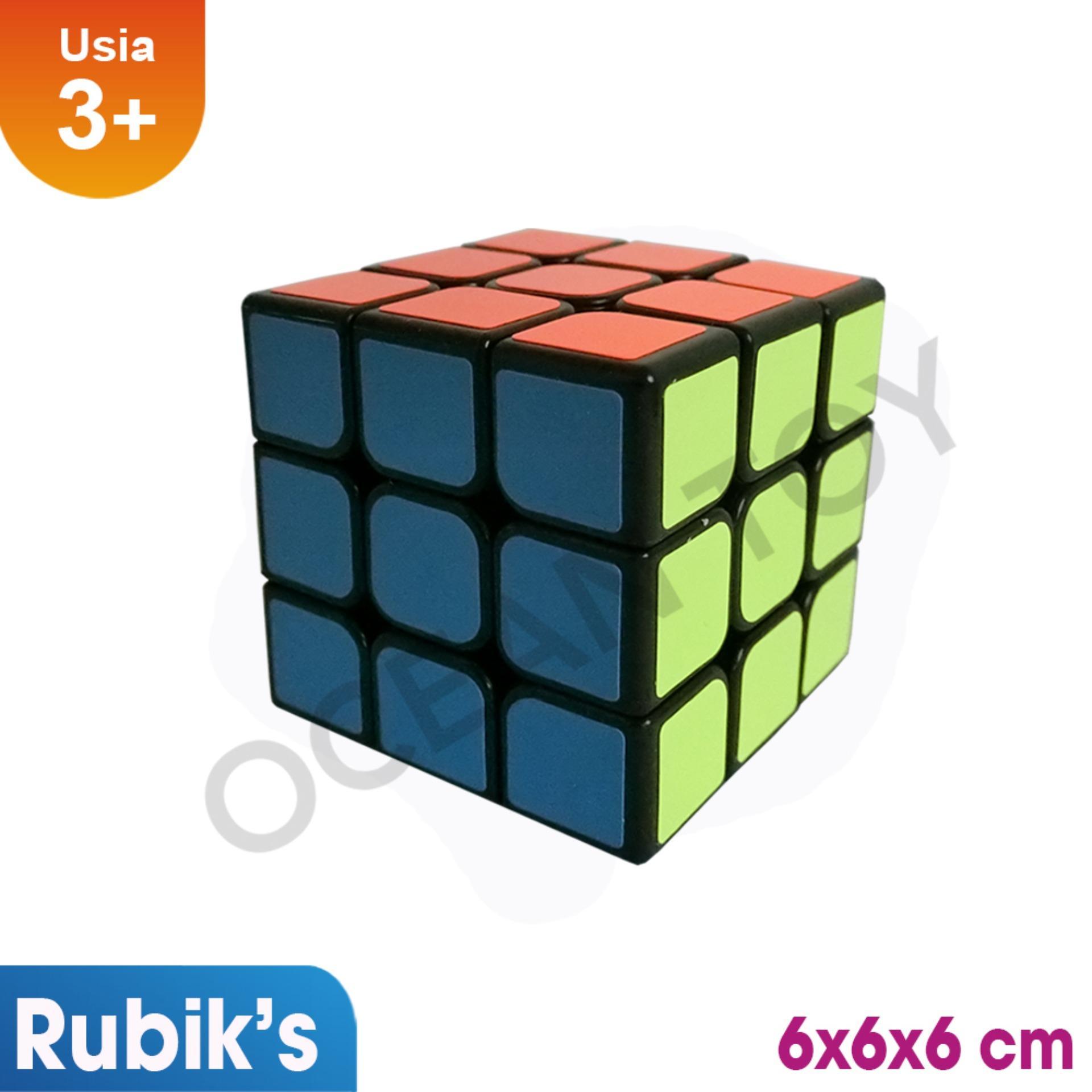 Mainan Anak Rubiks 3x3 Murah Lazada Birthday Promo