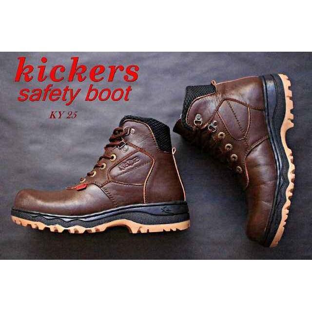Sepatu Tracking Boots Kickers Safety Pria Gunung Handmade Bandung Crocodile Boot Delta Adidas Casual