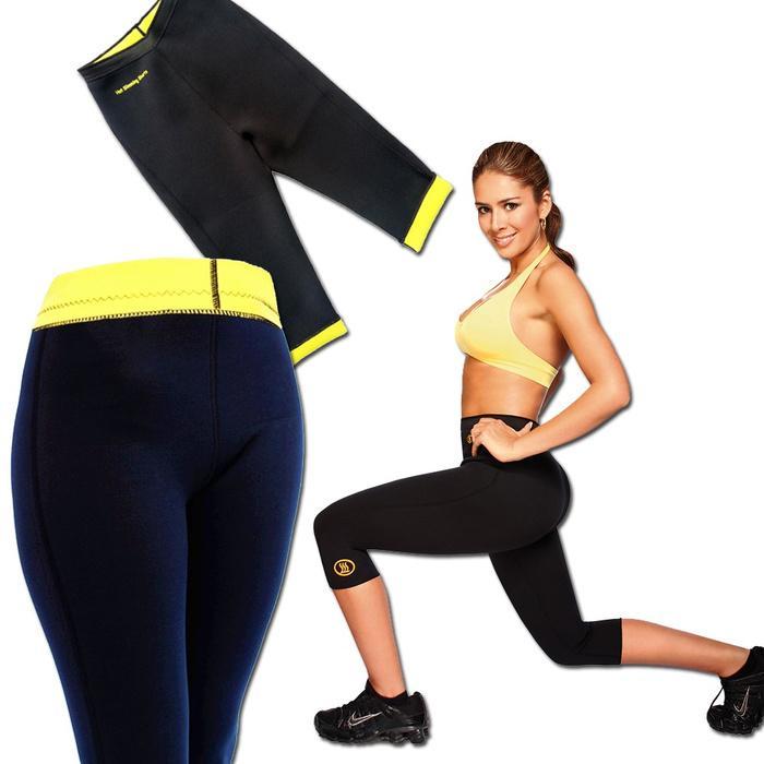 HOT SHAPERS- Celana (Senam/Jogging/Fitness) Penghancur Lemak - i3s7JG