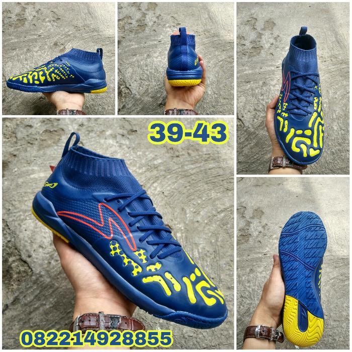 Specs Swervo Thunder Strom In Terbaru Original Indonesia Sepatu Futsal