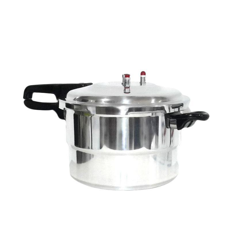Magic Home Panci Presto 3 liter Stainless Steel - Silver