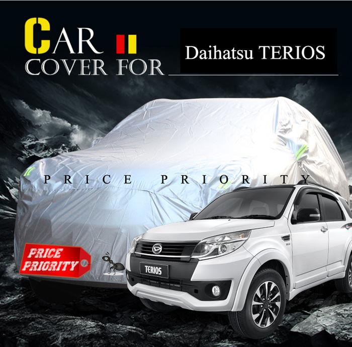 Body Cover / Sarung Mobil Terios Polyesther Waterproof - zg9uDp
