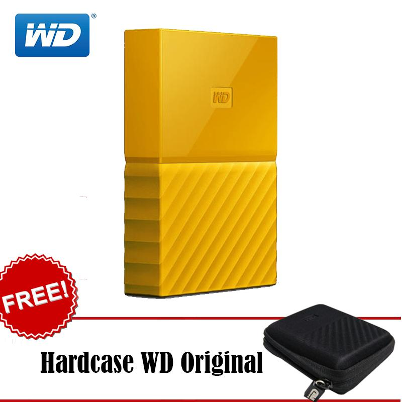 WD My Passport Hardisk Eksternal 2TB 2.5