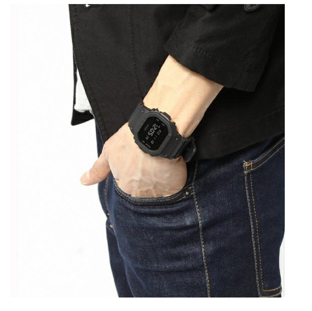 Toko Jual Casio G Shock Dw 5600bb 1dr Men Digital Analog Display Gx 56bb 1 Jam Tangan Pria Black Strap Resin Dial