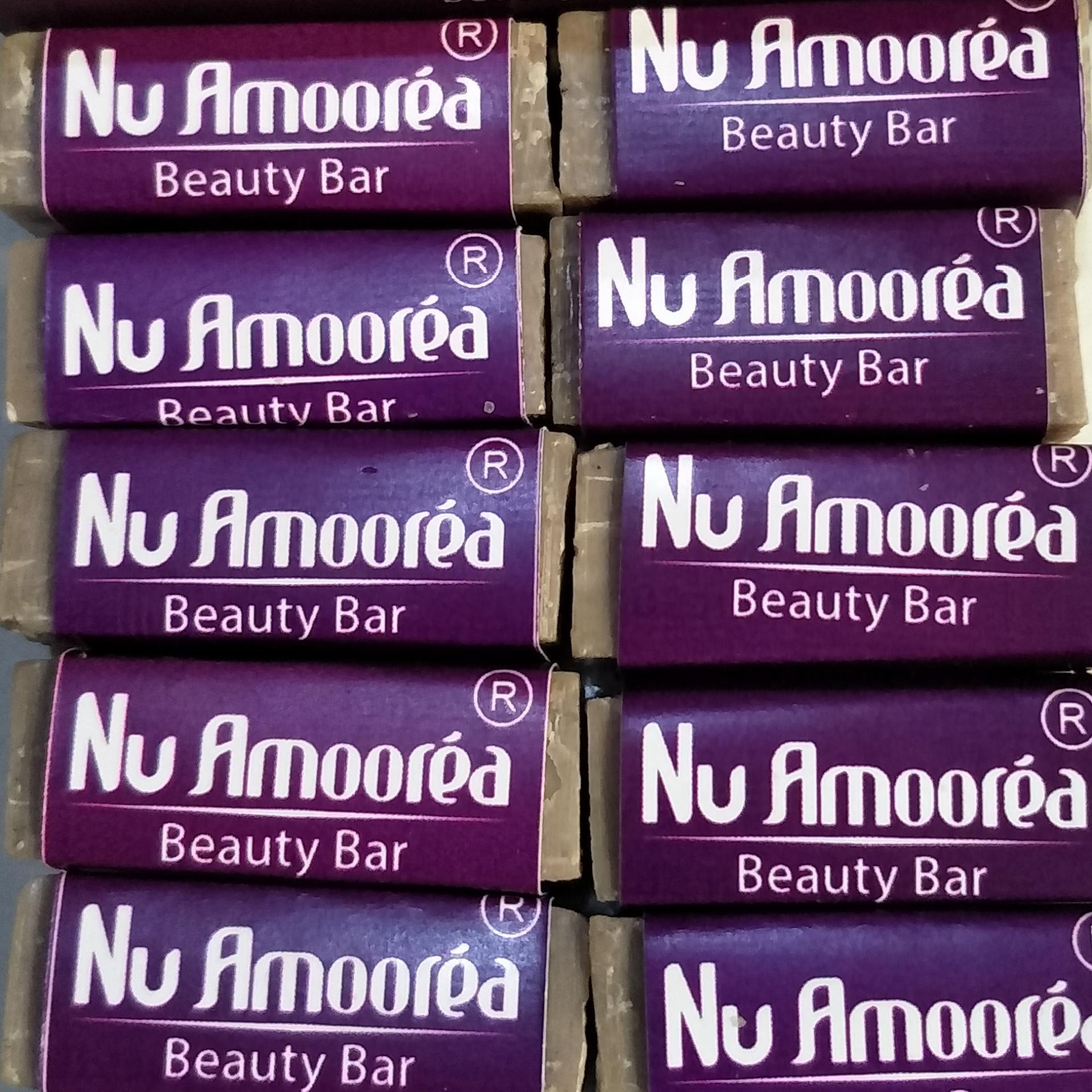 Sabun Nu Amoorea Beauty Bar 12 5 Gr Atau Setengah Original 25 Asli Ptdep Kecantikan 1 4