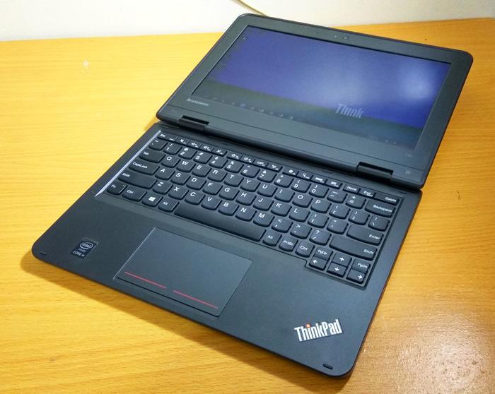 Lenovo Thinkpad 11e Intel N2940 QuadCore Ram 4Gb HDD 500Gb Windows Ori Garansi Resmi